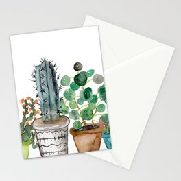Potted Stationery Cards