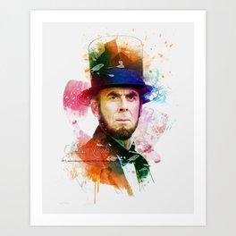 Digital Artwork 5 Art Print
