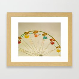 County Fair Framed Art Print
