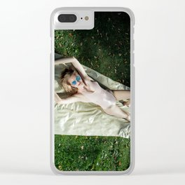 The Lure of a Tan Clear iPhone Case