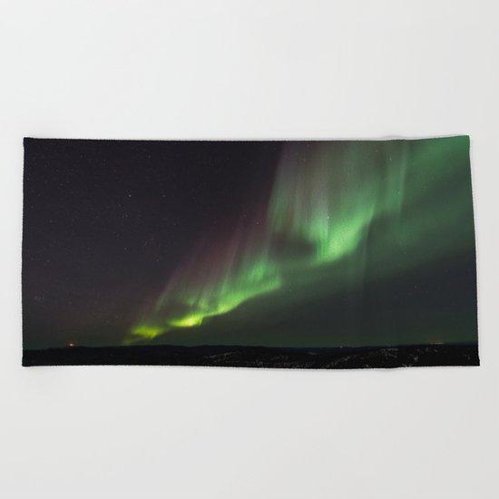 Aurora VII Beach Towel