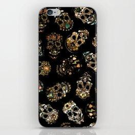 skull family iPhone Skin