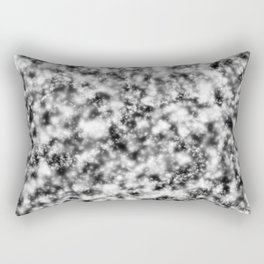 Like a Diamond in the Sky Rectangular Pillow