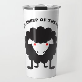 Black Sheep of the family Travel Mug