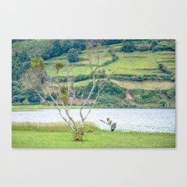 Azores Sao Miguel Canvas Print
