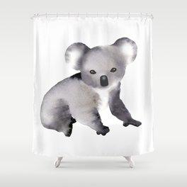 Cute Koala - Australian Animal Shower Curtain