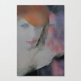 Equanimity Portrait Canvas Print