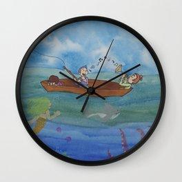 SS Recovery Wall Clock