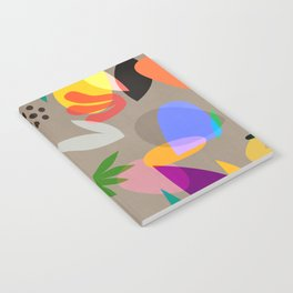 MATISSE CUTOUTS Notebook