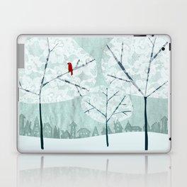 Lace Trees Laptop & iPad Skin