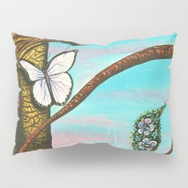 Le papillon de l'amour irrésistible Pillow Sham