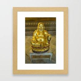 Budai  Framed Art Print