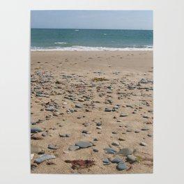 Welsh Beach Poster