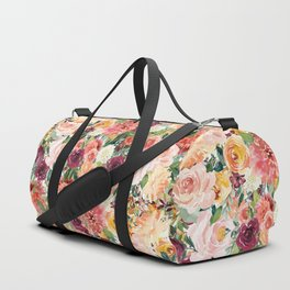 flower bomb Duffle Bag