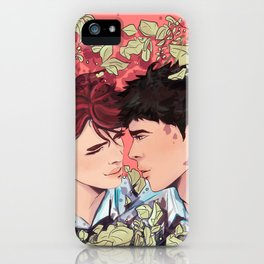 Leave iPhone Case