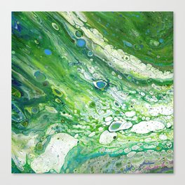 Fluid - Ver-te Canvas Print
