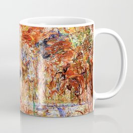 Fall of the rebellious angels - James Sidney Edouard Baron Ensor Coffee Mug