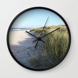 Dünen Wall Clock