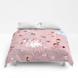 Do you believe in Faeries? Comforters