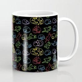 Sleeping cute cats Coffee Mug