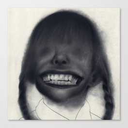 HOLLOW CHILD #07 Canvas Print