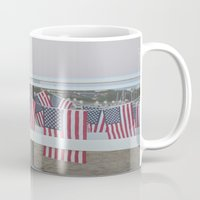 america Mugs featuring America by E.B. Photography*