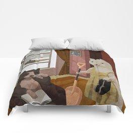 After Christmas Comforters