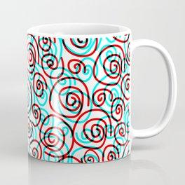 Pattern hypnotized Coffee Mug