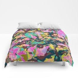 Claro de Luna Comforters