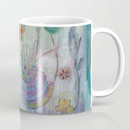 garden view Coffee Mug