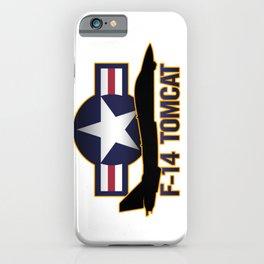 F-14 Tomcat iPhone Case