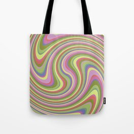 Twist and Shout-Fairytale colorway Tote Bag