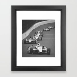 Turn 2 Framed Art Print