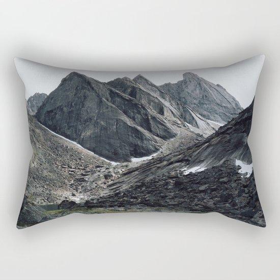Arrigetch Rectangular Pillow