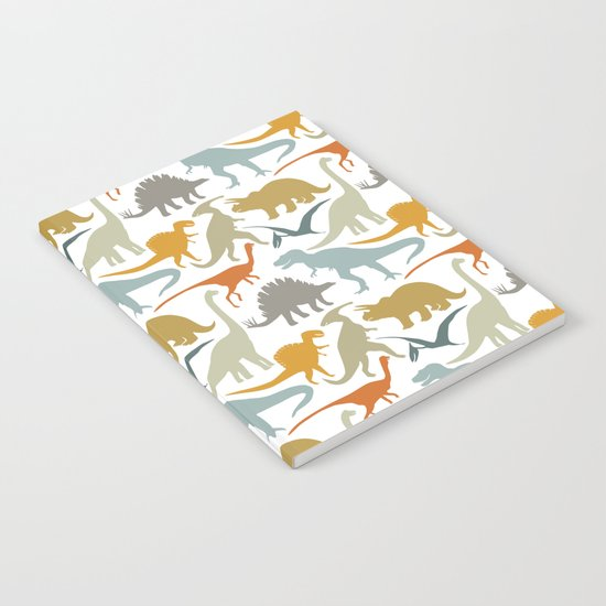 Dinosaur Friends Notebook