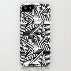 Triangle Funk iPhone SE Slim Case