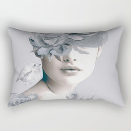 Spring (portrait) Rectangular Pillow