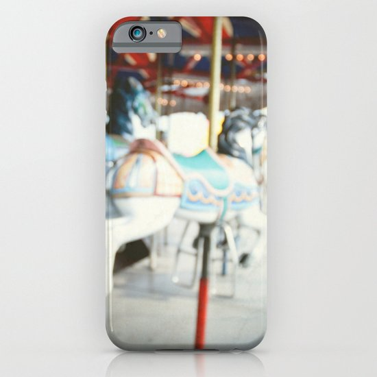 Round and Round in My Head iPhone & iPod Case