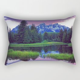 Last Light Rectangular Pillow