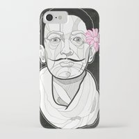 dali iPhone & iPod Cases featuring Dali by DonCarlos