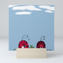 A Clover For My Lover Mini Art Print