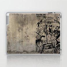 Berlin Street Art concrete Laptop & iPad Skin