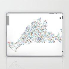 Sea Glass Laptop & iPad Skin