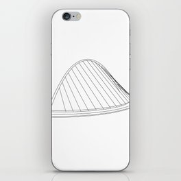 Gateshead Millennium Bridge iPhone Skin