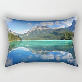 Trip Lake Rectangular Pillow