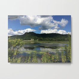 Traveling in La Crosse, Wisconsin Metal Print