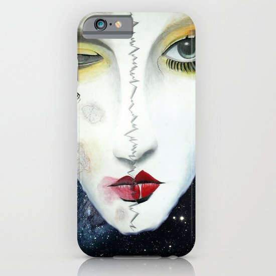 The Mask iPhone & iPod Case
