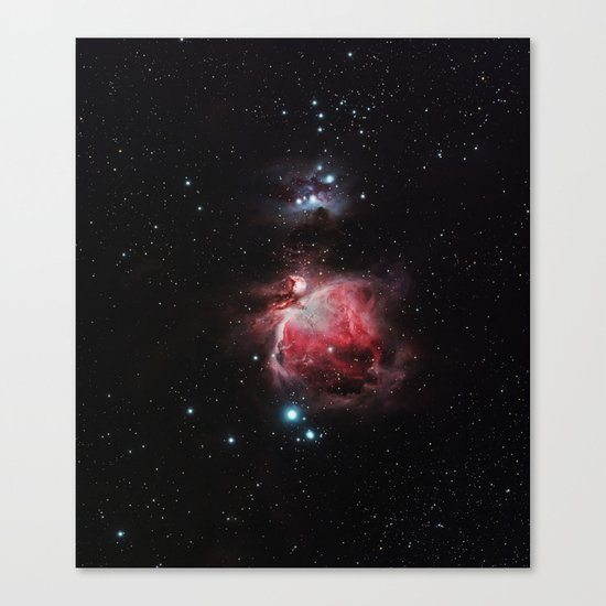 The Great Nebula in Orion Canvas Print