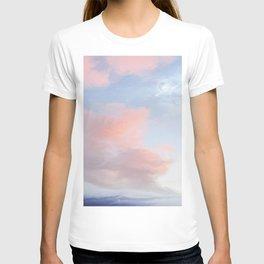 Walking through the clouds T-shirt