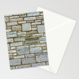 Another Stone In The Wall. Stationery Cards